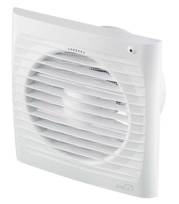 Вентилятор осевой d125 мм Era 5S-02 с шнурковым выключателем белый вентилятор осевой d125 мм era pro 5