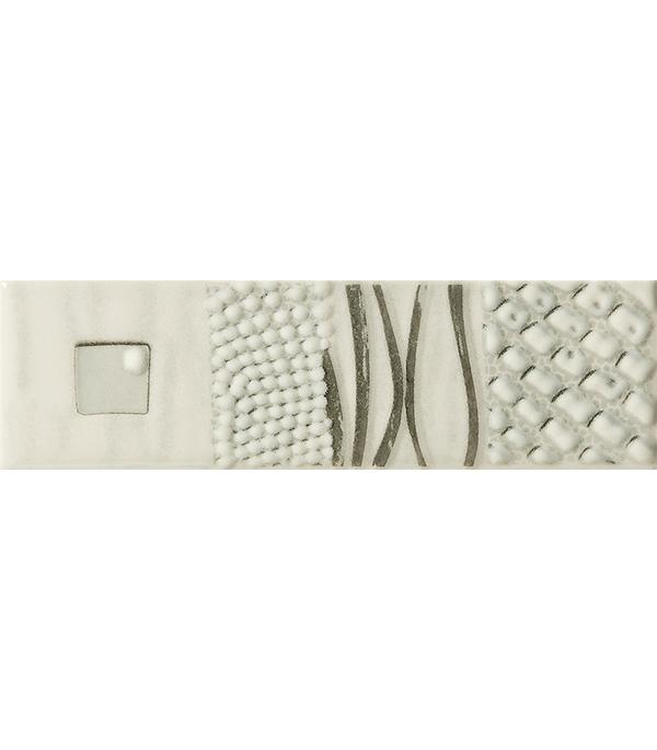 Плитка бордюр Carrara 200х57 мм серая бордюр дельта керамика orchid b300d135 4 5x30