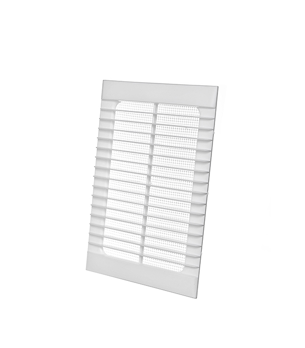 все цены на Вентиляционная решетка пластиковая Вентс 170х238х13.5 мм онлайн