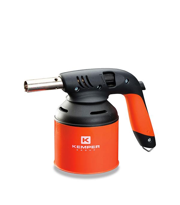 цена на Лампа паяльная газовая Kemper 1040А с пьезоподжигом