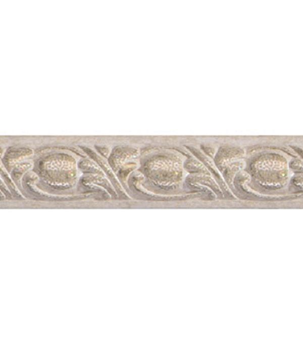 Плинтус (молдинг) из полистирола 30х14х2400 мм Decomaster бежевая патина плинтус молдинг 42х42х2400 мм decomaster прованс