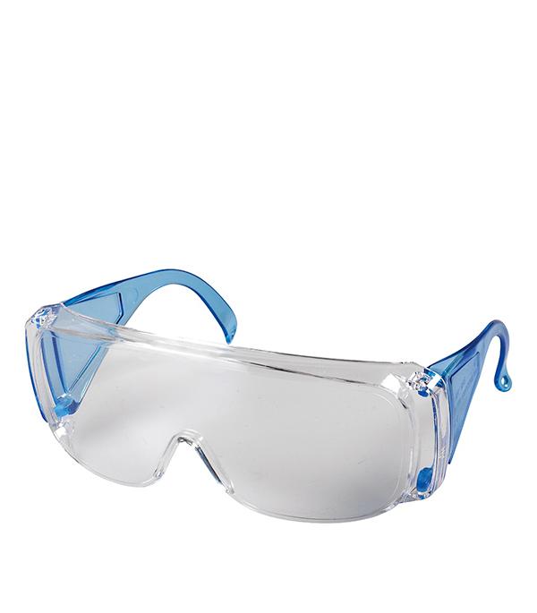 Купить Очки защитные прозрачные KWB Профи, Прозрачный