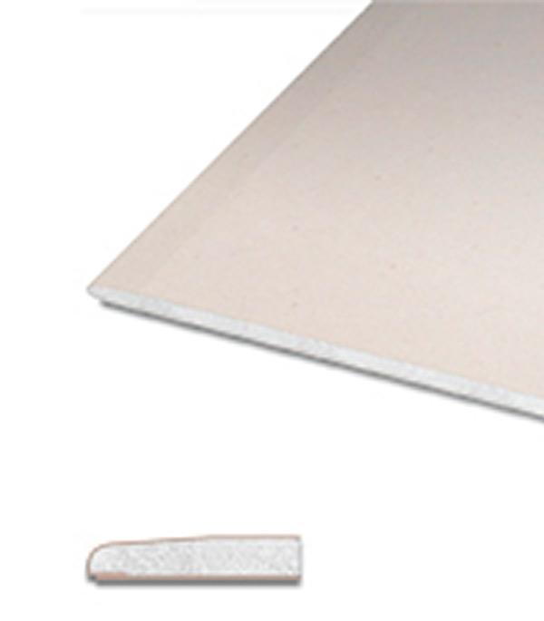 Купить Гипсокартон Knauf 2500х1200х9.5 мм для потолка