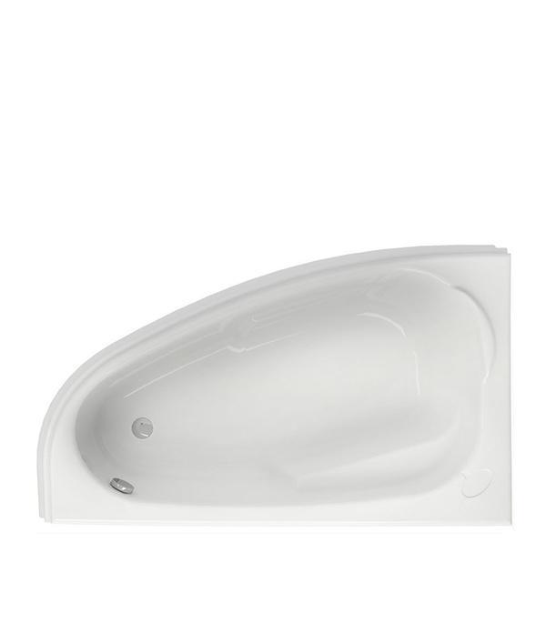 Ванна акриловая CERSANIT Joanna 140х90см угловая левая цена 2017