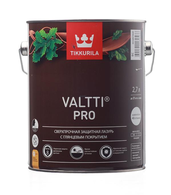 Антисептик Valtti Pro EC Тиккурила 2,7 л антисептик valtti puuoljy основа ec тиккурила 2 7 л