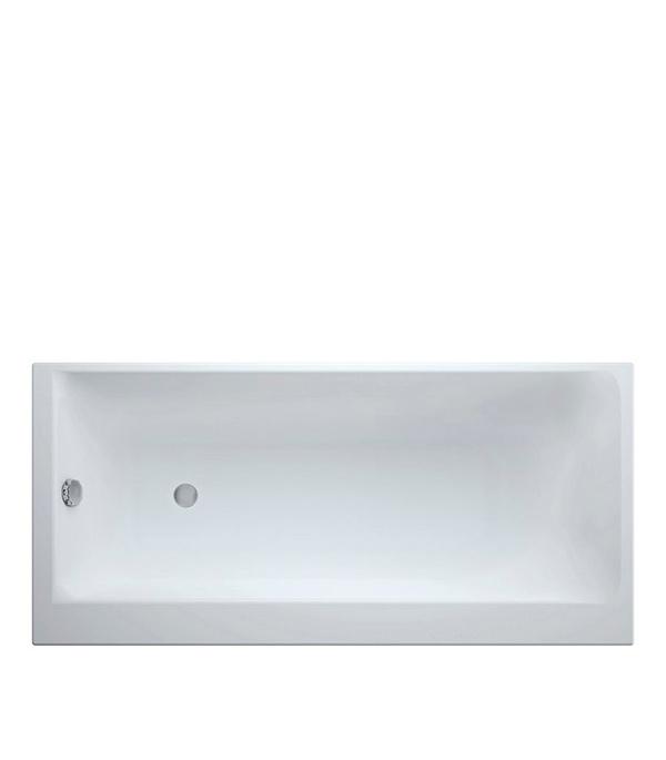 Ванна акриловая CERSANIT Smart 170х80см прямоугольная правая акриловая ванна cersanit smart 170 l