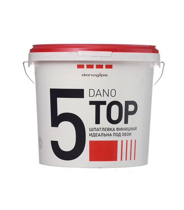 Купить Шпаклевка финишная Dano Top 5 3.5 л