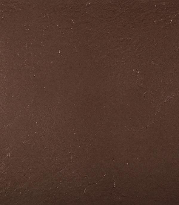 Керамогранит 600х600х10,5 мм CF006 шоколад моноколор LR/Керамика Будущего (4 шт=1,44кв.м)