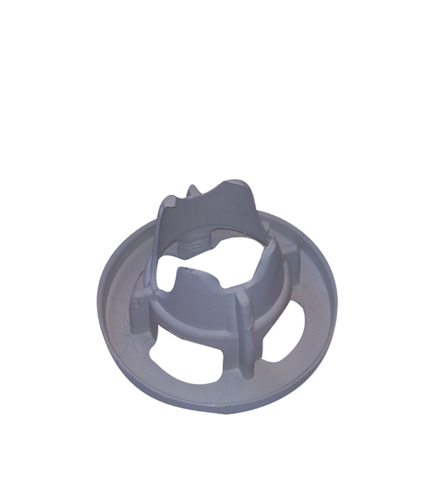Купить Фиксатор для арматуры горизонтальный усиленный ФН-25/40 d6-14/14 (100шт), Пластик