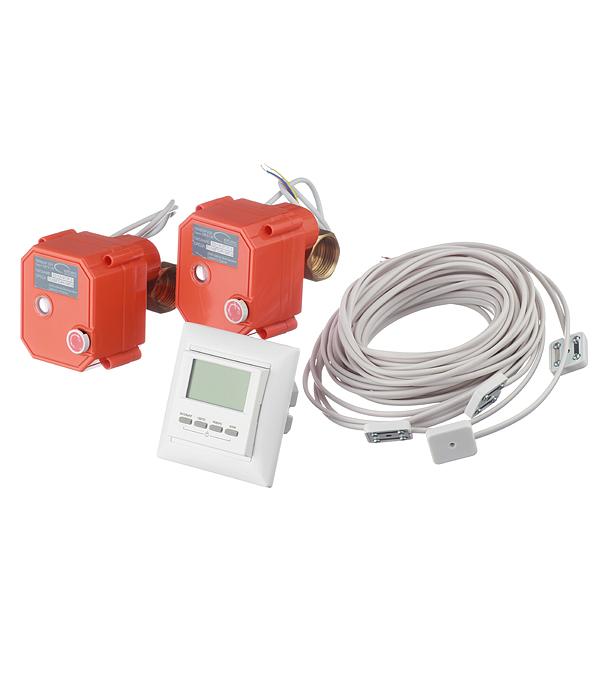 Система контроля протечки воды ТРИТОН 1/2 система контроля протечки воды gidrolock winner bl eg загородный дом 1