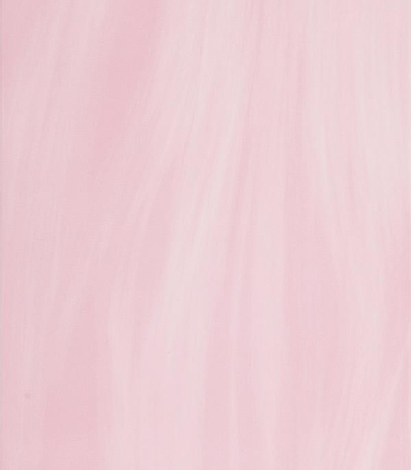 Плитка облицовочная Агата 250х350х7 мм темно-розовая (18 шт=1.58 кв.м) плитка облицовочная cersanit blackstone черный 250х350х7 мм 16 шт 1 4 кв м