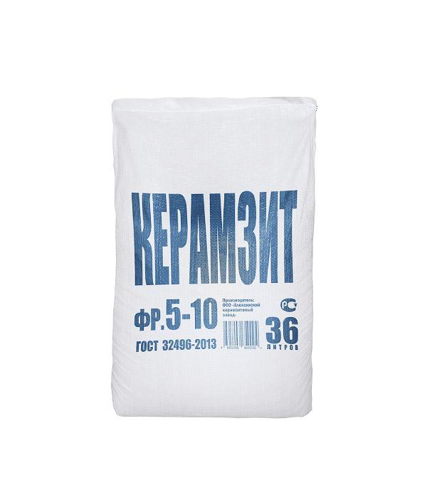 Керамзит фр. 5-10 мм 0,036 куб.м.