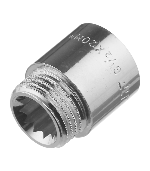 Удлинитель 20 мм 1/2 ВН удлинитель 60х27 мм 0 4 мм