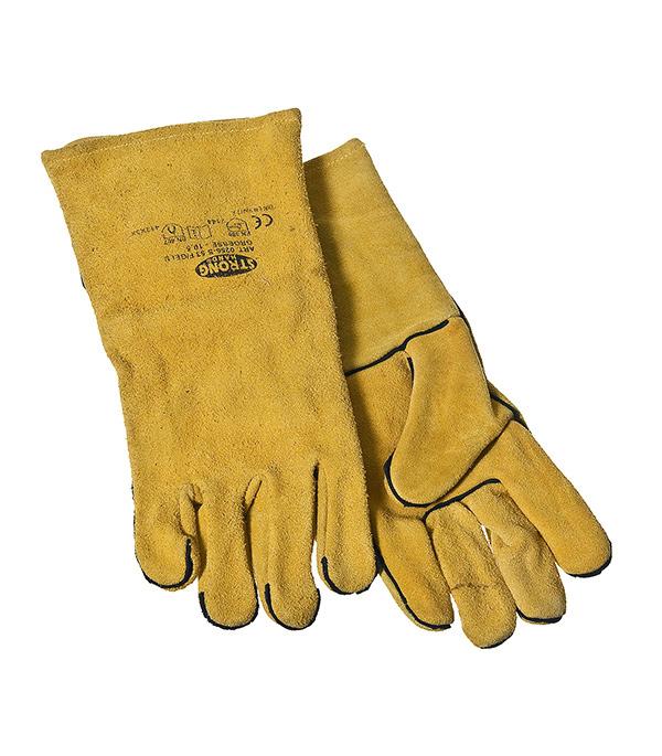 Перчатки для сварщика краги KWB