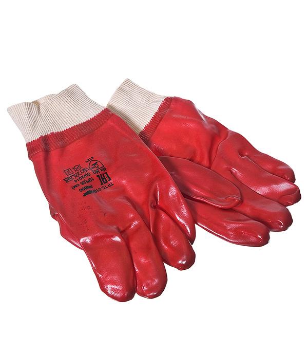 Хлопчатобумажные перчатки облитые ПВХ МБС манжета на резинке хлопчатобумажные перчатки облитые пвх мбс манжета на резинке