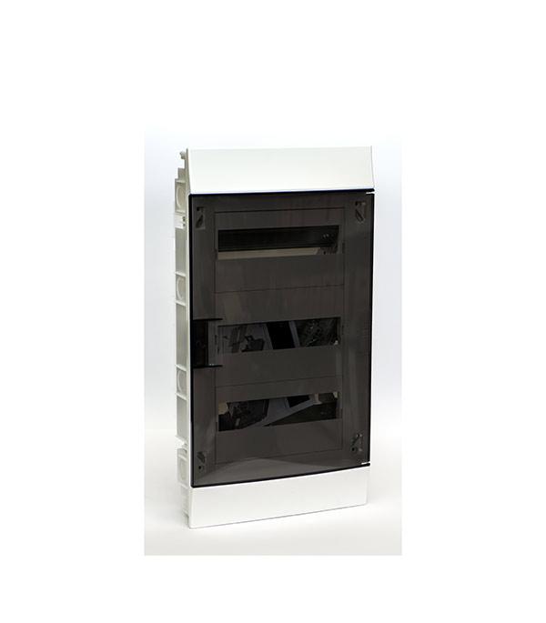 Щиток встраиваемый ABB Mistral для 36 модулей пластиковый 590х320х76 мм IP41 щиток встраиваемый abb mistral для 24 модулей пластиковый 435х320х107 мм ip41