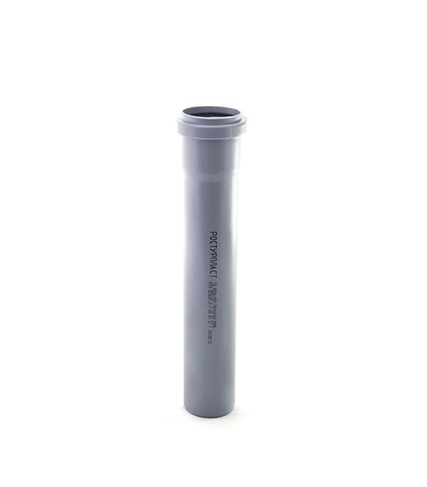 Труба канализационная внутренняя 32х2000 мм, РТП труба канализационная внутренняя 32х250 мм ртп