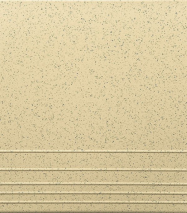 цена на Керамогранит ЕвроКерамика Грес 330х330х8 мм 0105 Ступени светло-серый (9 шт=1кв.м)