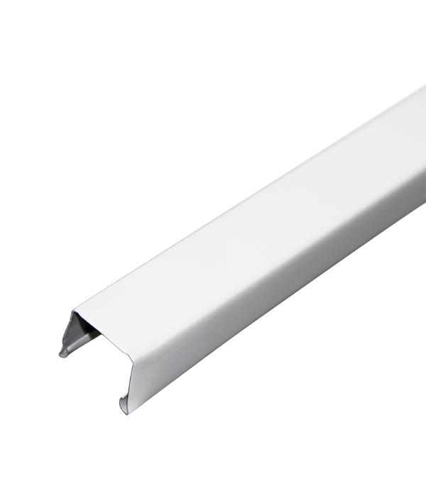 Профиль П-образный RPP универсальный белый матовый 18.6х15х3000 мм