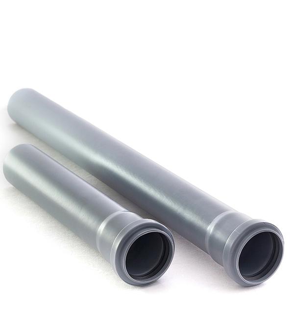 Труба канализационная внутренняя 50х150 мм, РТП труба канализационная внутренняя 32х250 мм ртп