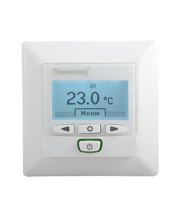 Терморегулятор программируемый Thermoreg TI 950 терморегулятор thermo thermoreg ti 200 design