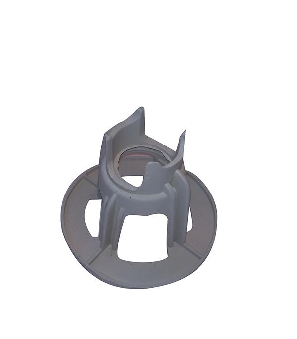 Купить Фиксатор для арматуры горизонтальный усиленный ФН-50/65 d6-14/20 мм (100шт), Пластик