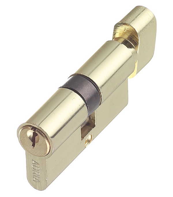 Цилиндр 2018 ключ/завертка 60 мм (золото) людмила мартова ключ от незапертой двери