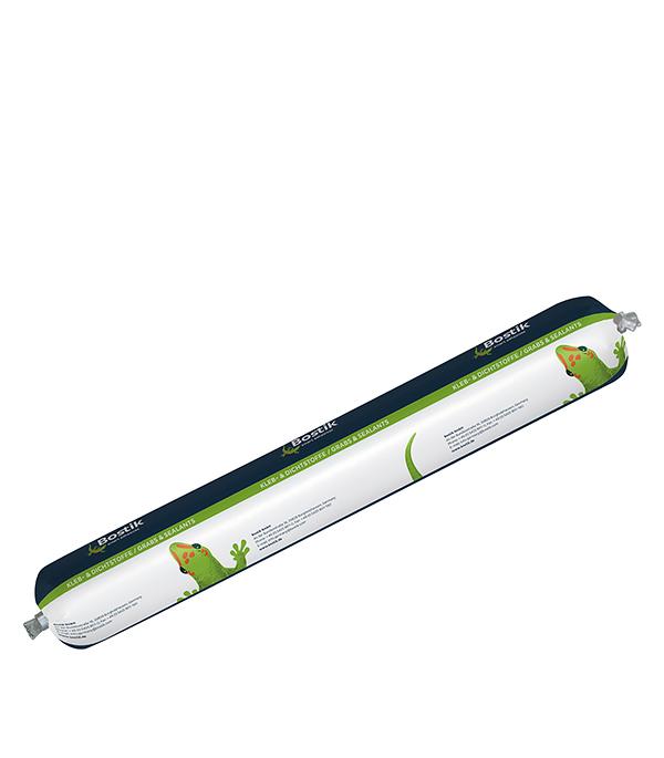 Герметик гибридный Bostik MS 2720 600 мл светло-серый герметик гибридный bostik ms 2730 600 мл средне серый