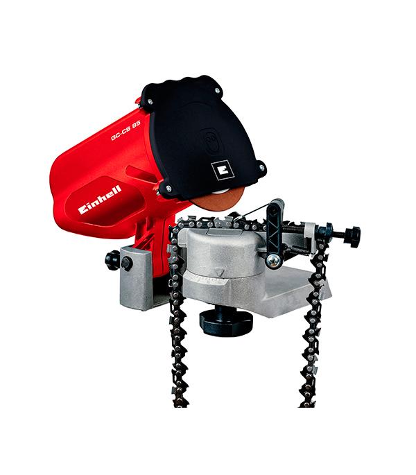 Станок для заточки цепей Einhell GC-CS 85 Set 108 мм станок для заточки цепей hammer flex spl105