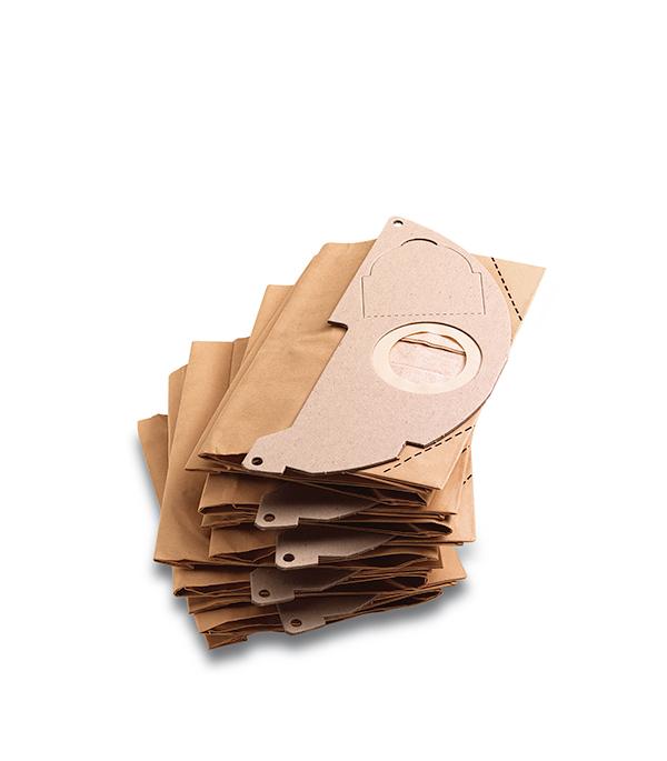 все цены на Мешки для пылесоса Karcher WD 2 (5 шт) онлайн