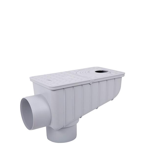 Купить Ливнеприемник универсальный REDI/Europlast (вертикальный и горизонтальный выходы), Пластик