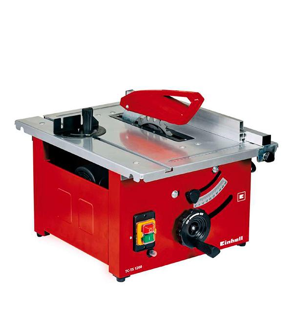 Купить Станок распиловочный Einhell TC-TS 1200, 900 Вт, диск 210x30 мм