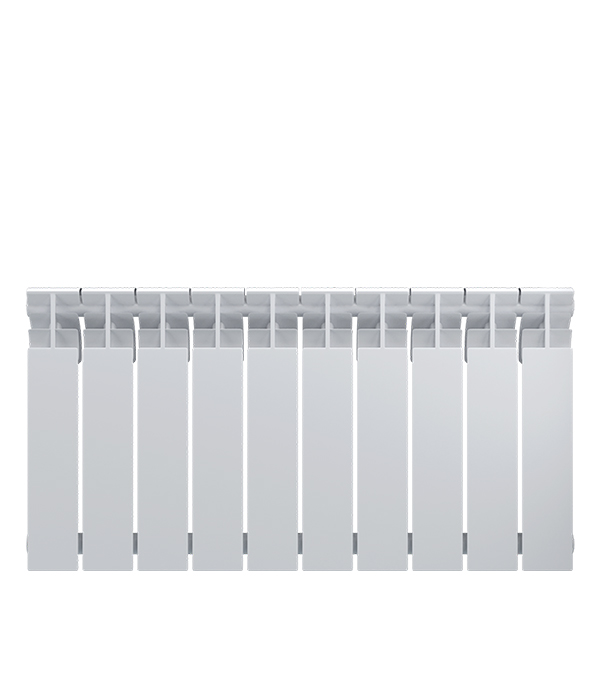 Радиатор биметаллический ALECORD 500/80, 10 секций