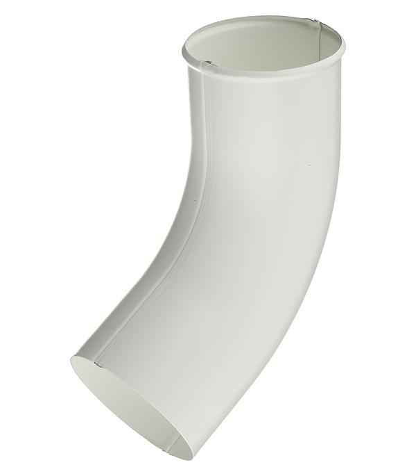 все цены на Колено стока металлическое Grand Line d90 мм белое онлайн
