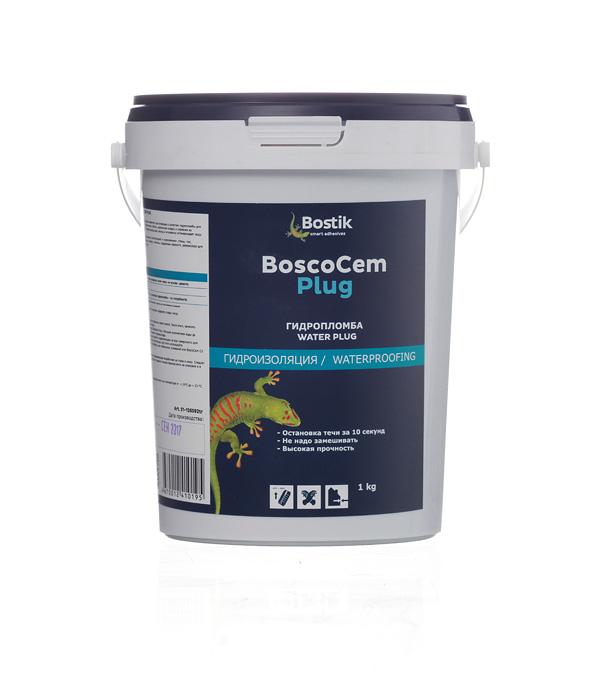 Гидропломба Bostik 1 кг герметик гибридный bostik ms 2730 600 мл белый