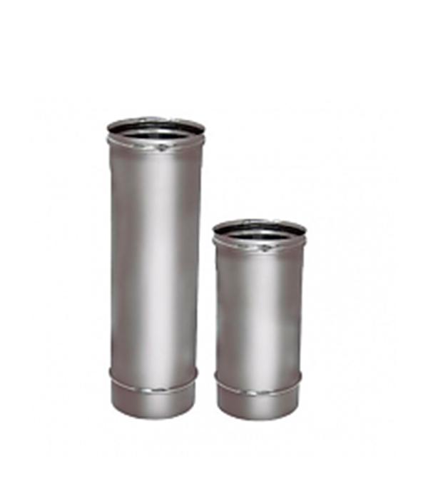 Труба Вулкан 1000 мм 115 без изоляции на расширителе зеркальная 304 съемник изоляции neo 160 мм 1000 в 01 059