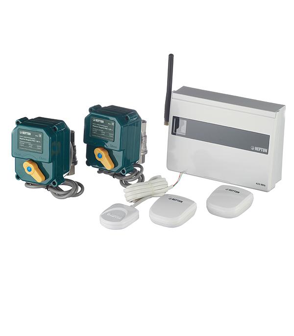 Система контроля протечки воды Neptun ProW+ 3/4 система контроля протечки воды gidrolock winner bl eg загородный дом 1