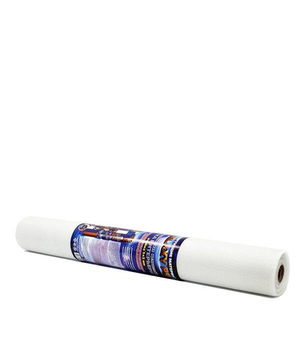 Сетка стеклотканевая GALAXY-PRO штукатурная ячейка 5х5 мм 1х50 м сетка стеклотканевая rigor ячейка 2х2 мм рулон 1х20 м профи