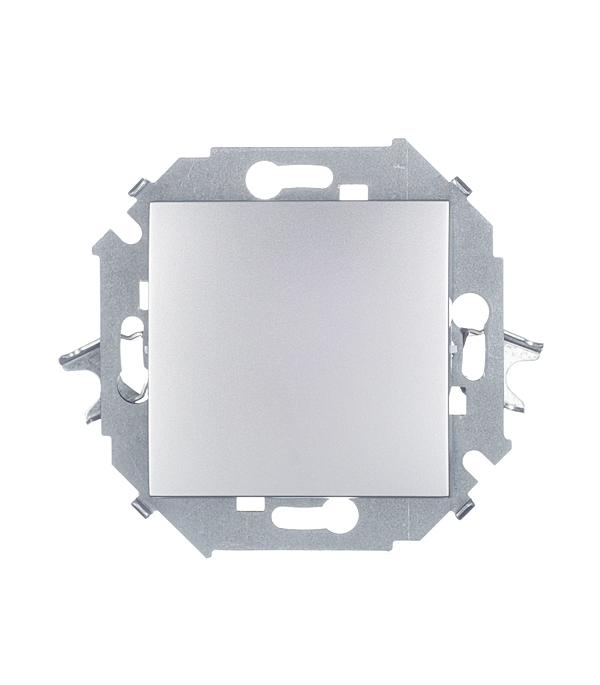 Выключатель проходной (переключатель) 16А 250В винтовой зажим алюминий Simon 15 переключатель simon 15 1591201 030