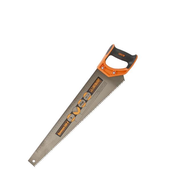 Ножовка по дереву 500 мм мелкий зуб цены