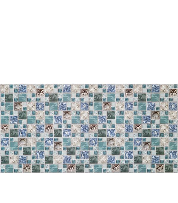 Панель ПВХ Мозаика морской бриз 955х480 мм