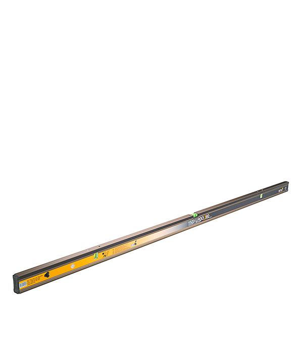 Уровень Mitax 150 см 3 глазка, усиленный тип ERGO душевой трап pestan square 3 150 мм 13000007