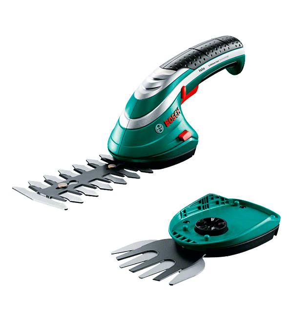 Ножницы для травы и кустов BOSCH ISIO 3 аккумуляторные ножницы bosch isio 0 600 833 100