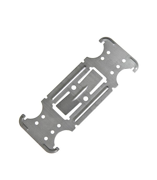 Соединитель двухуровневый 60х27 0.9 мм соединитель одноуровневый краб knauf 60х27 0 9 мм