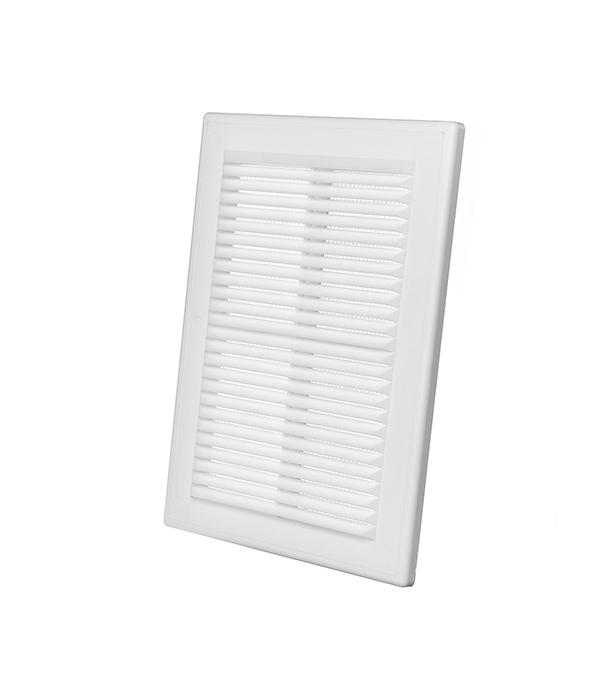 Вентиляционная решетка пластиковая Вентс 182х251х16 мм