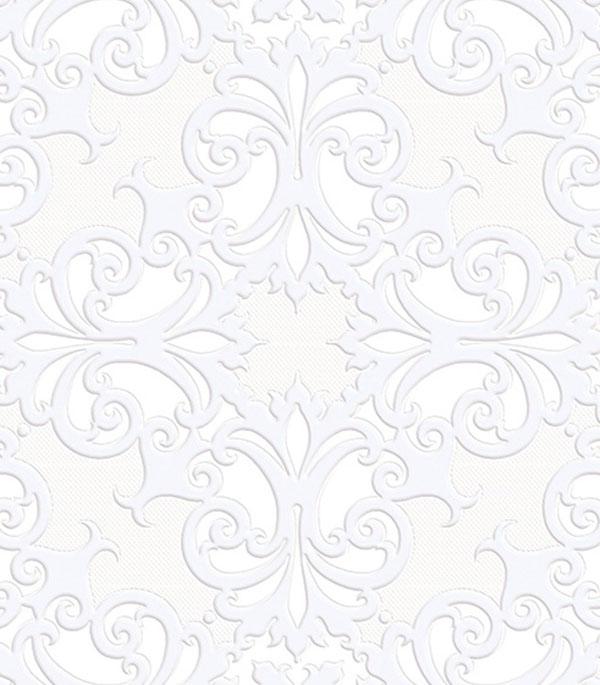 Плитка облицовочная Прованс Люкс 250х500х8мм белая (10 шт=1,25 кв.м)