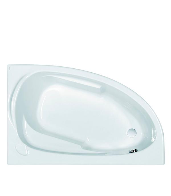 Ванна акриловая CERSANIT Joanna 140х90см угловая правая акриловая ванна cersanit joanna wa joanna 140 r w