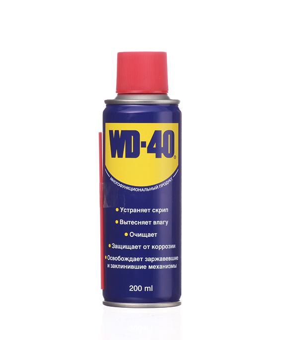 Средство универсальное WD-40 аэрозоль 200 мл быстросохнущий очиститель контактов 200 мл wd 40 specialist sp70247