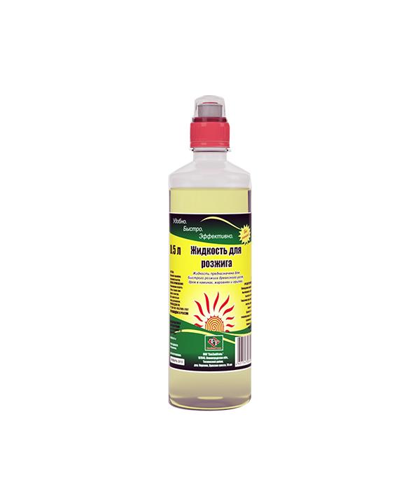 Жидкость для розжига 0,5 л на парафиновой основе жидкость для розжига 0 5л парафин