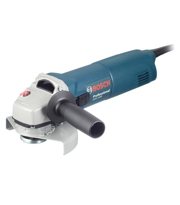 цена на Шлифмашина угловая (УШМ) Bosch GWS 1400 1400 Вт 125 мм